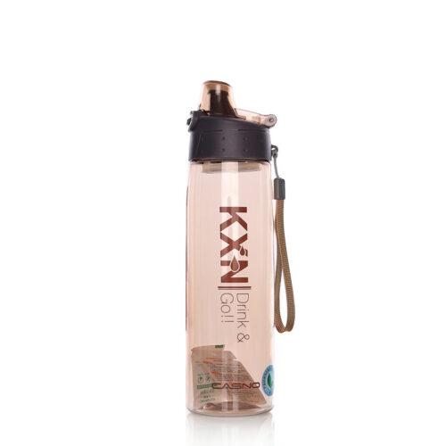Пляшка для води CASNO 780 мл KXN-1180 Коричнева фото 2