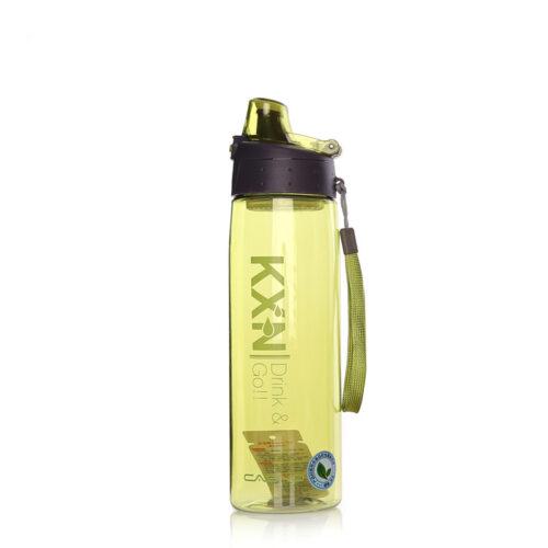 Пляшка для води CASNO 780 мл KXN-1180 Зелена фото 2
