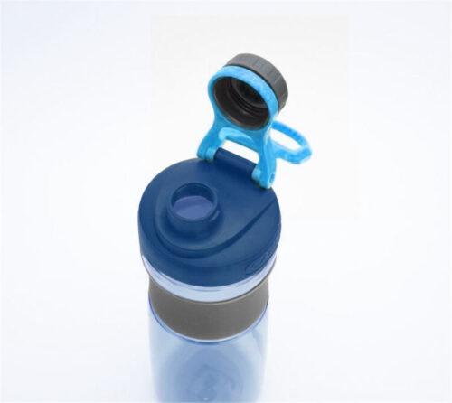 Шейкер Casno 800 мл KXN-1202 Синій фото 2