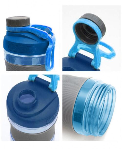Шейкер Casno 800 мл KXN-1202 Синій фото 3