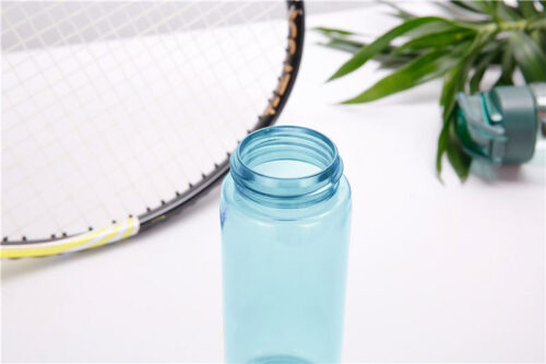 Пляшка для води CASNO 550 мл KXN-1215 Блакитна фото 4