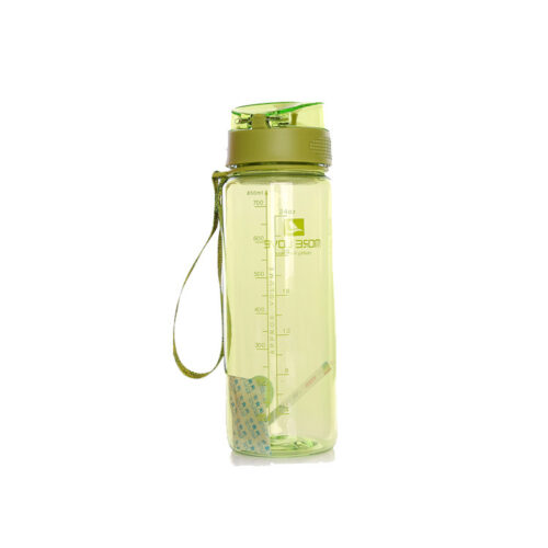 Пляшка для води CASNO 850 мл MX-5040 More Love Зелена фото 2