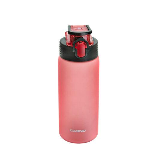 Пляшка для води CASNO 550 мл KXN-1225 Червона фото 2