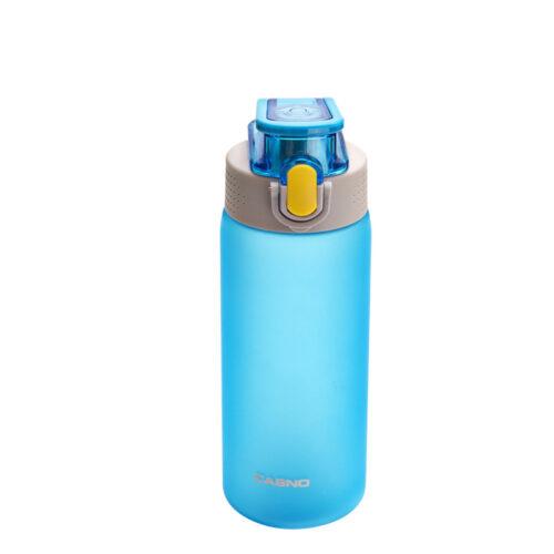 Пляшка для води CASNO 550 мл KXN-1225 Блакитна фото 2