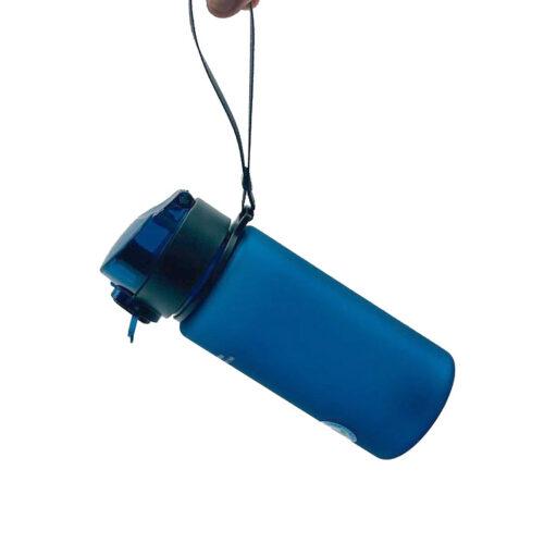 Пляшка для води CASNO 400 мл KXN-1114 Блакитна фото 5