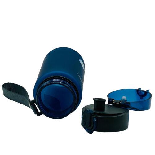 Пляшка для води CASNO 400 мл KXN-1114 Блакитна фото 7