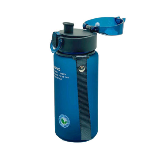 Пляшка для води CASNO 400 мл KXN-1114 Блакитна фото 2