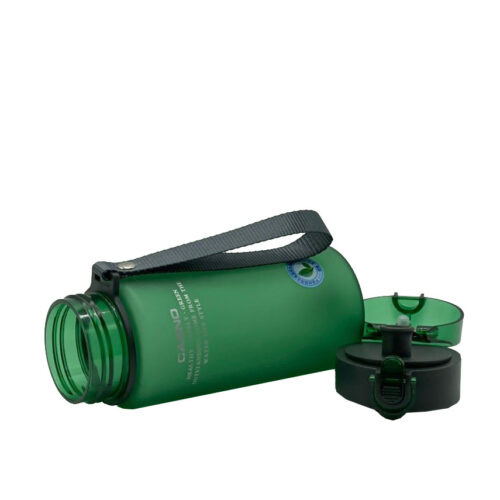 Пляшка для води CASNO 400 мл KXN-1114 Зелена фото 3