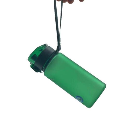 Пляшка для води CASNO 400 мл KXN-1114 Зелена фото 5
