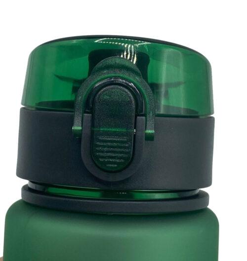 Пляшка для води CASNO 400 мл KXN-1114 Зелена фото 6