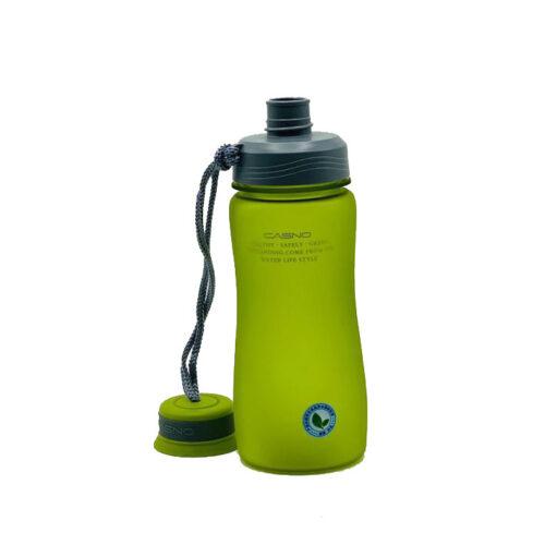 Пляшка для води CASNO 600 мл KXN-1116 Зелена фото 5