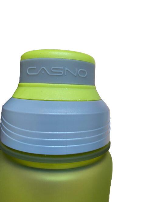 Пляшка для води CASNO 600 мл KXN-1116 Зелена фото 6