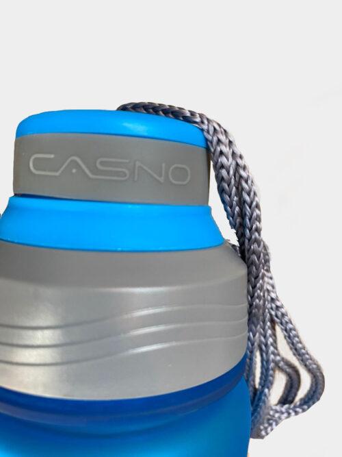 Пляшка для води CASNO 600 мл KXN-1116 Синя фото 4