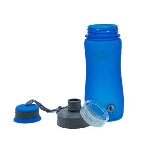 Пляшка для води CASNO 600 мл KXN-1116 Синя фото 5