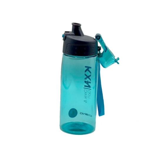 Пляшка для води CASNO 580 мл KXN-1179 Блакитна фото 3