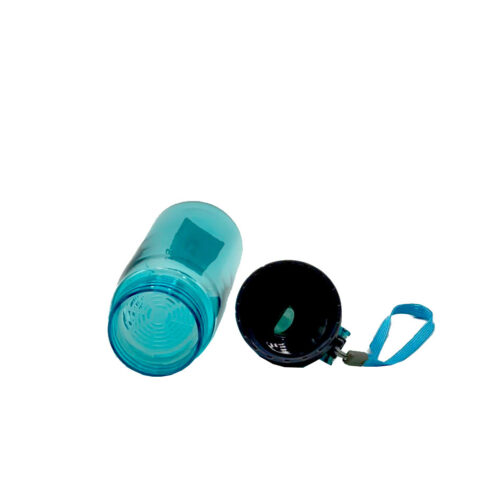 Пляшка для води CASNO 580 мл KXN-1179 Блакитна фото 4