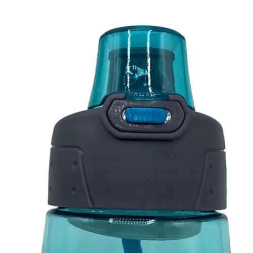 Пляшка для води CASNO 580 мл KXN-1179 Блакитна фото 6