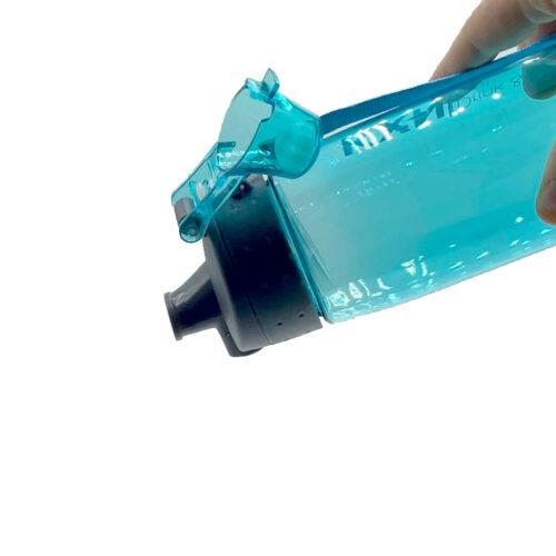 Пляшка для води CASNO 580 мл KXN-1179 Блакитна фото 7