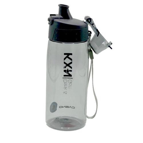 Пляшка для води CASNO 580 мл KXN-1179 Сіра фото 6