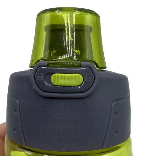 Пляшка для води CASNO 580 мл KXN-1179 Зелена фото 3