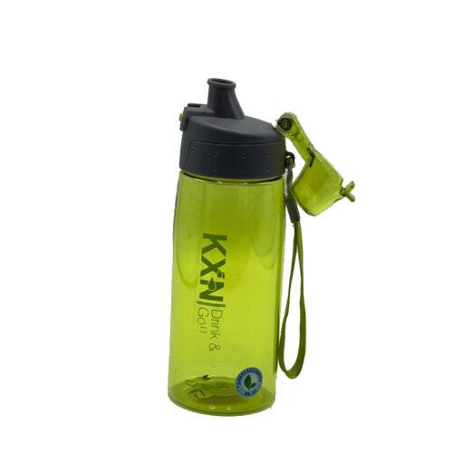 Пляшка для води CASNO 580 мл KXN-1179 Зелена фото 4
