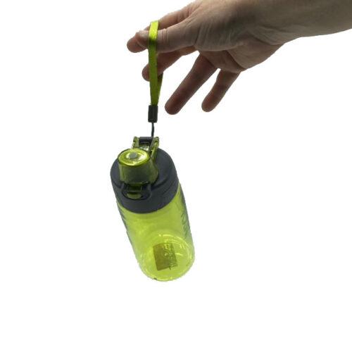 Пляшка для води CASNO 580 мл KXN-1179 Зелена фото 6