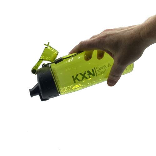 Пляшка для води CASNO 580 мл KXN-1179 Зелена фото 7