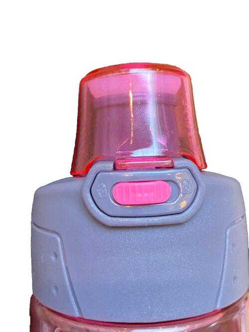Пляшка для води CASNO 780 мл KXN-1180 Рожева фото 6