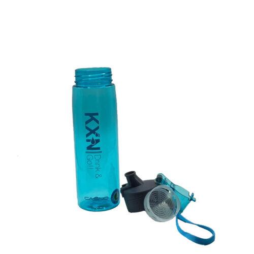 Пляшка для води CASNO 780 мл KXN-1180 Блакитна фото 3
