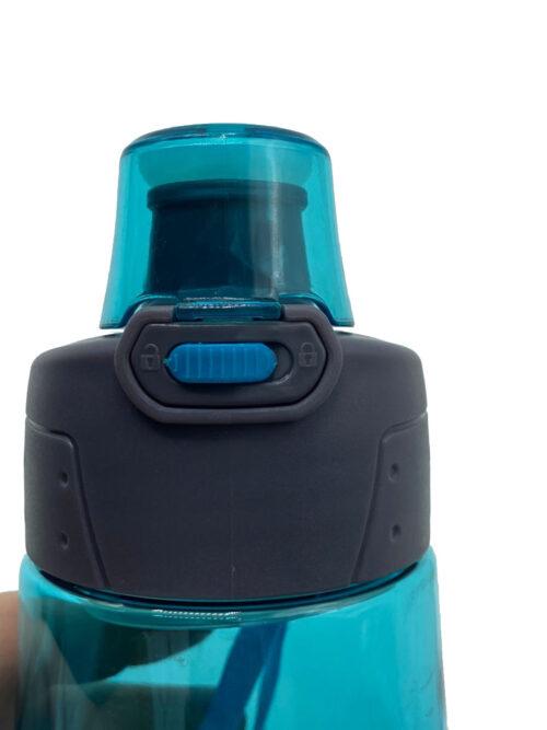 Пляшка для води CASNO 780 мл KXN-1180 Блакитна фото 4