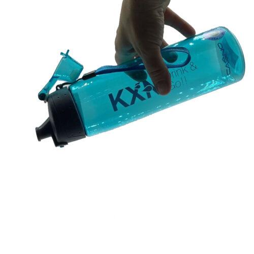 Пляшка для води CASNO 780 мл KXN-1180 Блакитна фото 5