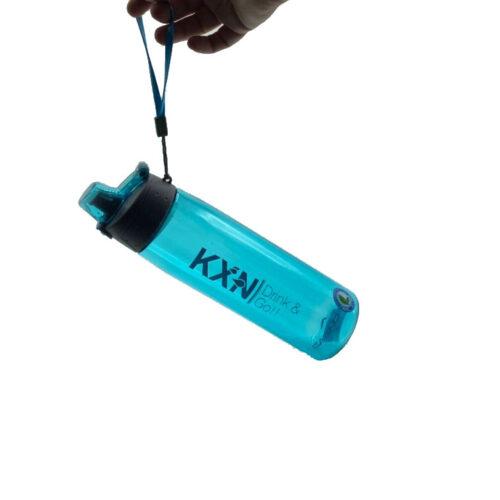 Пляшка для води CASNO 780 мл KXN-1180 Блакитна фото 6