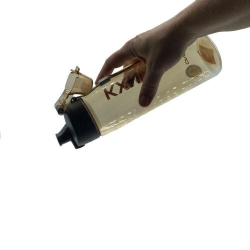 Пляшка для води CASNO 780 мл KXN-1180 Коричнева фото 3