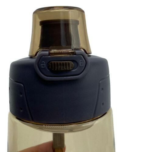 Пляшка для води CASNO 780 мл KXN-1180 Коричнева фото 5