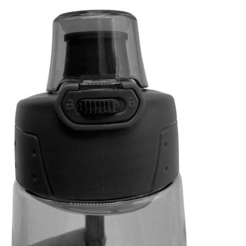 Пляшка для води CASNO 780 мл KXN-1180 Сіра фото 5