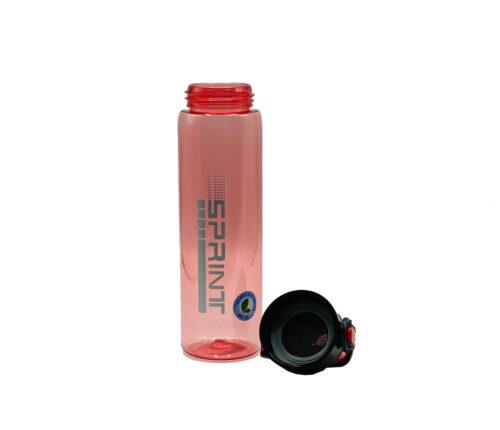 Пляшка для води CASNO 750 мл KXN-1216 Sprint Червона фото 5