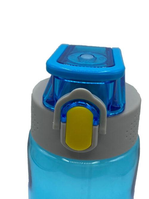 Пляшка для води CASNO 750 мл KXN-1216 Sprint Блакитна фото 7