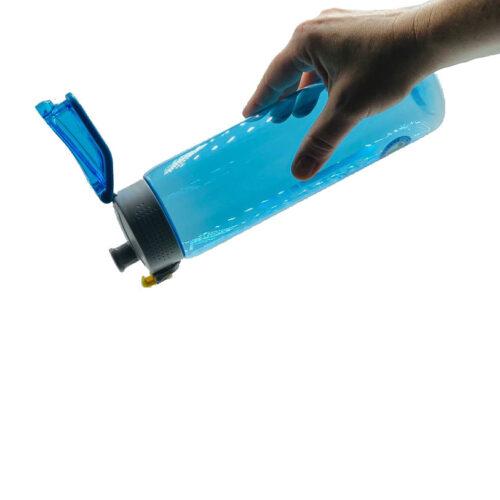 Пляшка для води CASNO 750 мл KXN-1216 Sprint Блакитна фото 2