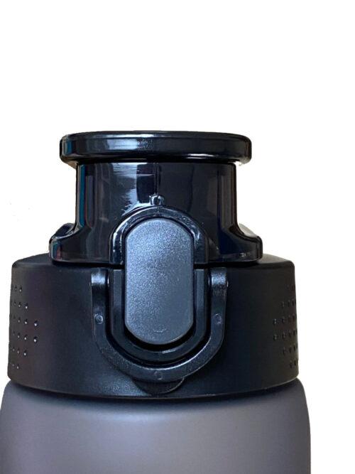 Пляшка для води CASNO 550 мл KXN-1225 Чорна фото 7
