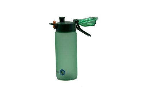 Пляшка для води CASNO 550 мл KXN-1225 Зелена фото 3