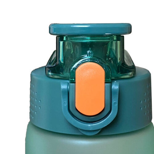 Пляшка для води CASNO 550 мл KXN-1225 Зелена фото 7