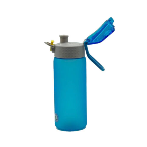 Пляшка для води CASNO 550 мл KXN-1225 Блакитна фото 4