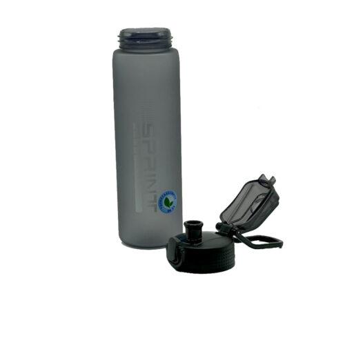 Пляшка для води CASNO 750 мл KXN-1226 Чорна фото 5