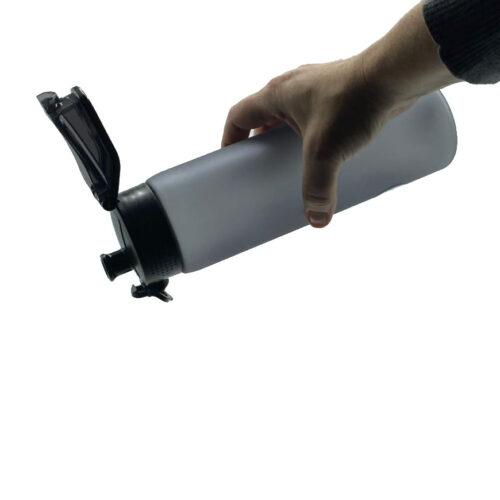 Пляшка для води CASNO 750 мл KXN-1226 Чорна фото 2