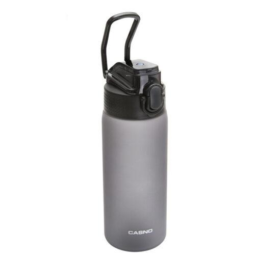 Пляшка для води CASNO 750 мл KXN-1226 Чорна фото 6