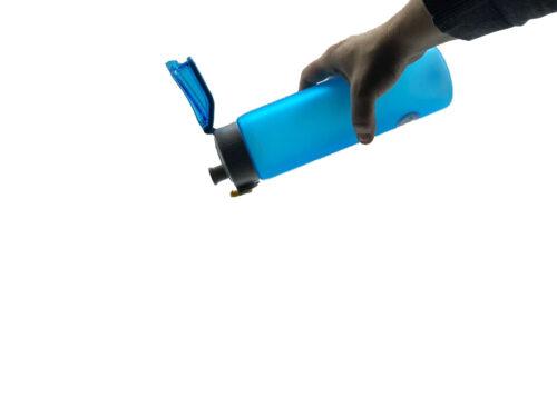 Пляшка для води CASNO 750 мл KXN-1226 Блакитна фото 2