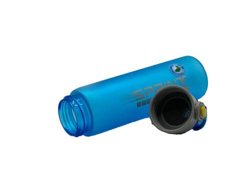 Пляшка для води CASNO 750 мл KXN-1226 Блакитна фото 4