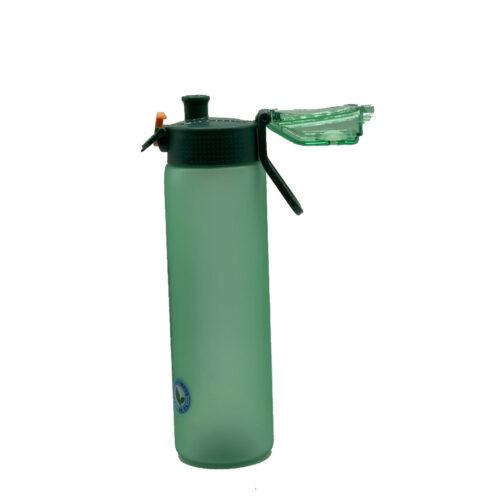 Пляшка для води CASNO 750 мл KXN-1226 Зелена фото 4