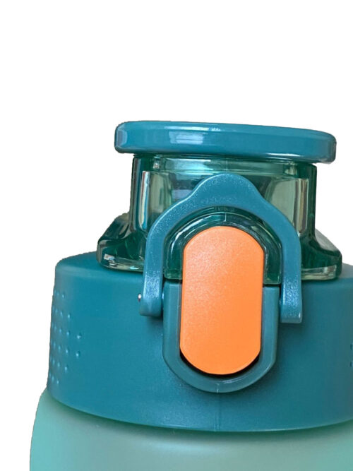 Пляшка для води CASNO 750 мл KXN-1226 Зелена фото 5