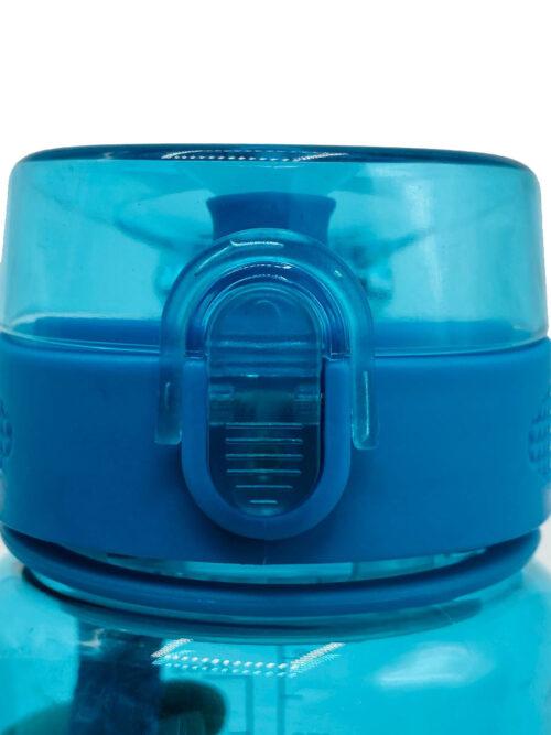 Пляшка для води CASNO 850 мл MX-5040 More Love Блакитна фото 7